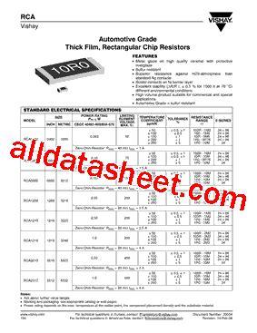 all resistors datasheet vishay smd resistors datasheet 28 images vishay resistors datasheet 28 images rcwpm 07