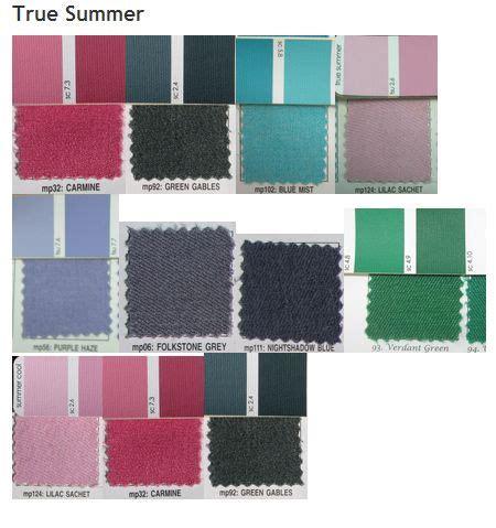 True Summer Pinterest | true summer patches cool summer pallette pinterest