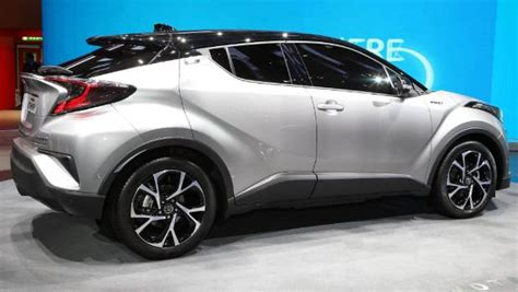 Toyota Crossover Suv New Toyota C Hr Crossover Suv Confirmed For Nz Stuff Co Nz