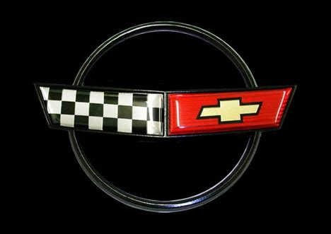 corvette logo history what s your favorite corvette logo the years