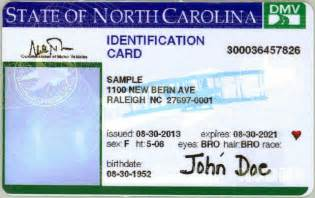 State Id Template by Ncdmv Continues Issuance Of Voter Id Cards In Preparation