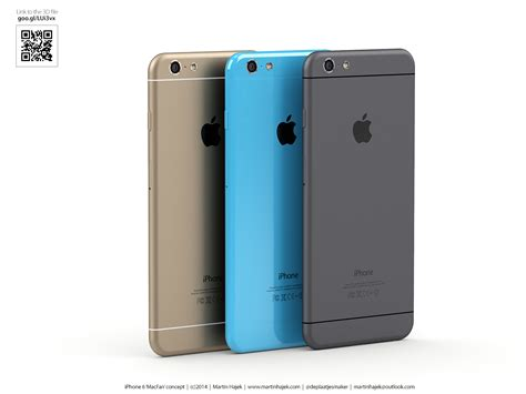 iphone 6 photos renders show the iphone 6 bgr