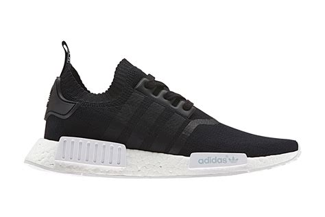 Nmd Black Monochrome Pack adidas nmd monochrome in sneakers