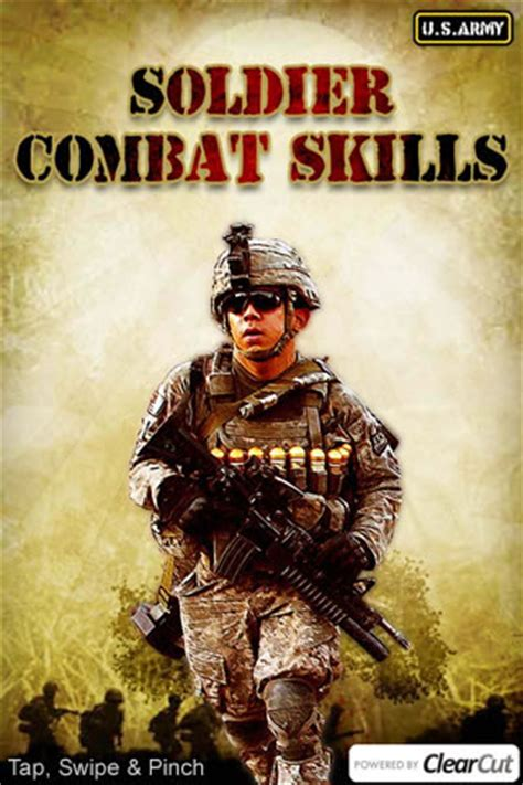 combat skills of the soldier fm 21 75 books army soldier combat skills app for iphone