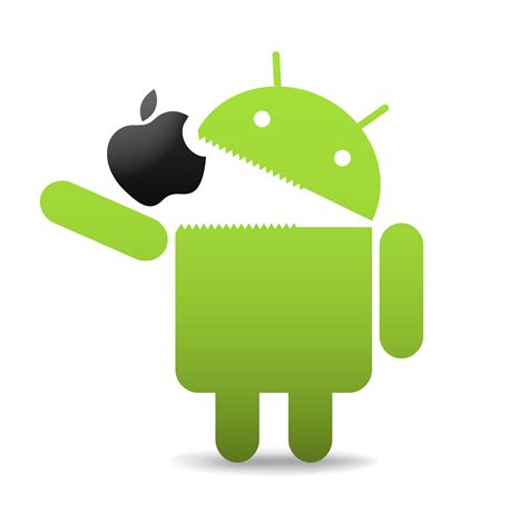 android apple will android overtake apple