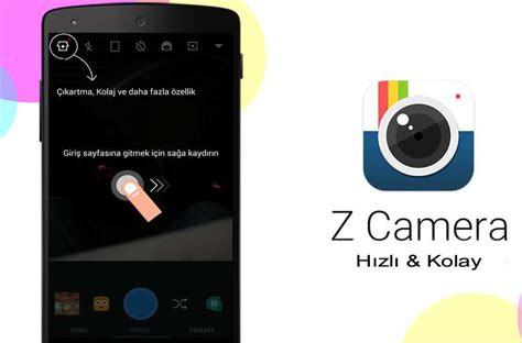 apk kamera z kamera android fotoğraf uygulaması 187 apk indir