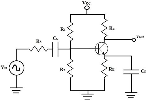 transistor q point how to find the q point of a transistor circuit