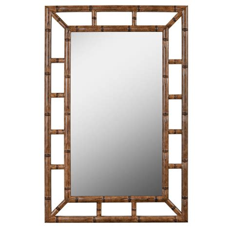 50 x 36 mirror kenroy home 36 in h x 36 in w framed wall mirror