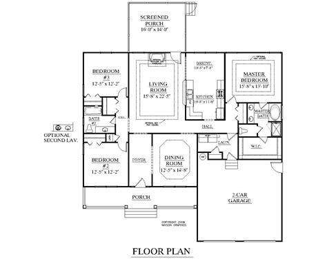 ellington floor plan houseplans biz house plan 1941 c the ellington c