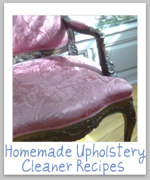 diy upholstery cleaner how to clean upholstery homemade solution