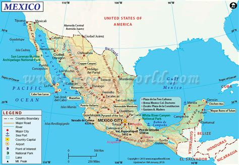 mexico in the map poonam parihar you re the adventure go seek yourself