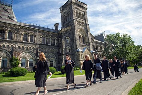 Uoft Mba Program by Convocation Rotman School Of Management
