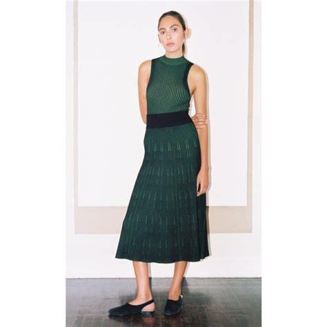 Sale Two Tone List Skirt pari desai two tone skirt black fern garmentory
