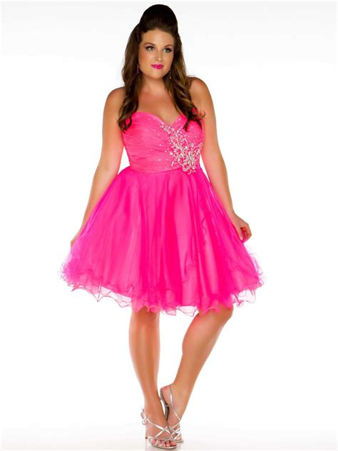 pink cocktail pink cocktail dress plus size images
