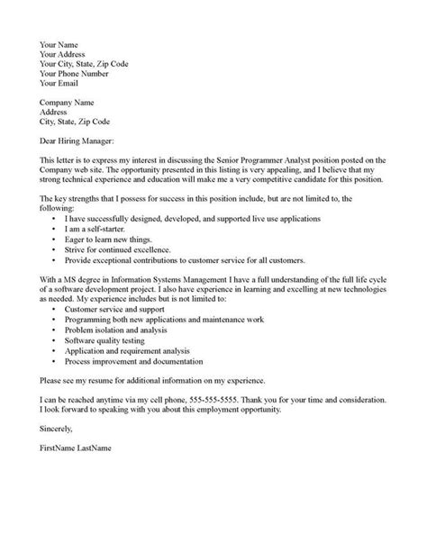 15 best images about cover letter on letter sle middle school teachers and