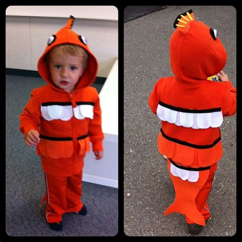 nemo costume diy 64 best costumes images on costume ideas baby costumes and children costumes