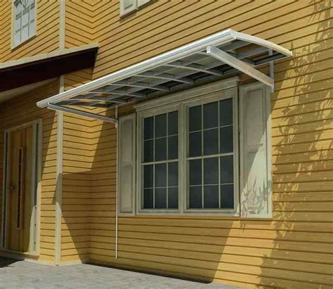 exterior window awning window awnings wood rustic window awning frame thumb