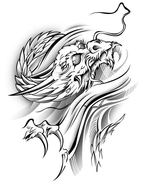 mythical tattoo designs japanese by mitakobg on deviantart