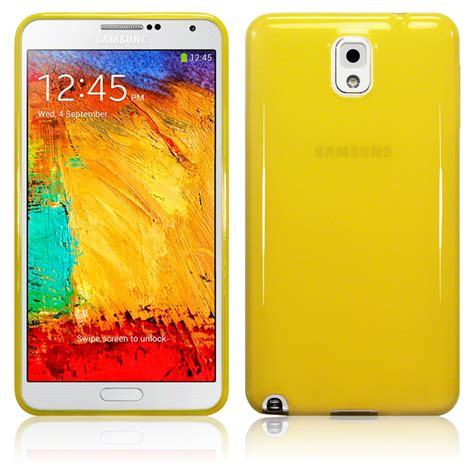 Casing Samsung Galaxy Note 3 Mercy 1 Custom Hardcase for samsung galaxy note 3 tpu gel skin cover yellow ebay