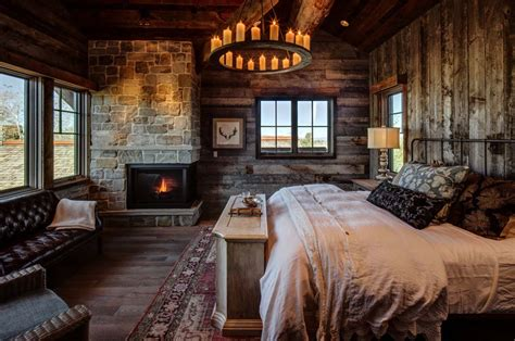 log home bedrooms 35 gorgeous log cabin style bedrooms to make you drool