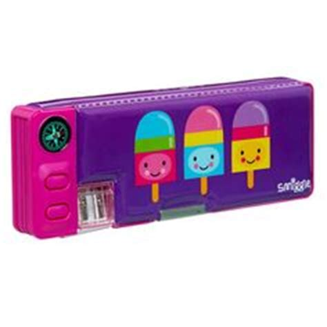 Smiggle Work It Out Hardtop Pencilcase Original New Arrival Promo the o jays pencil sharpener and pop out on