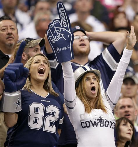 loud fans for are you ready to get loud cowboys fans