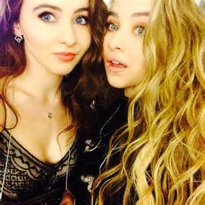 Sabrina carpenter s sisters see the quot girl meets world quot star s stylish