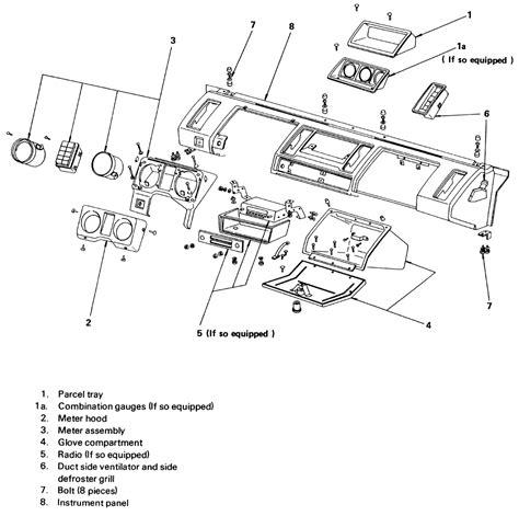 service manuals schematics 1999 isuzu rodeo instrument cluster service manual how to remove dash from a 1998 isuzu rodeo