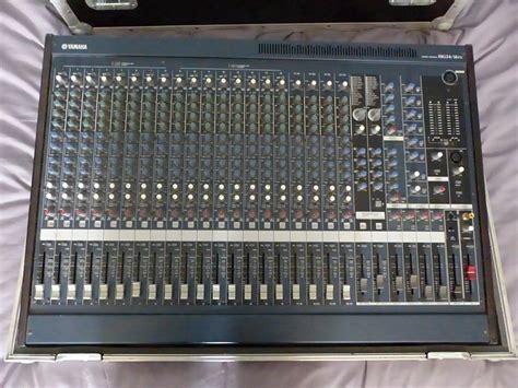 Mixer Yamaha Mg24 14fx yamaha mg24 14fx image 1531078 audiofanzine