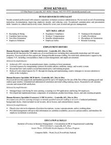 Human Resources Objective Statement This Free Sample Was Provided By Aspirationsresume Com