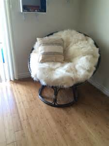 thrifty fox papasan chair redo