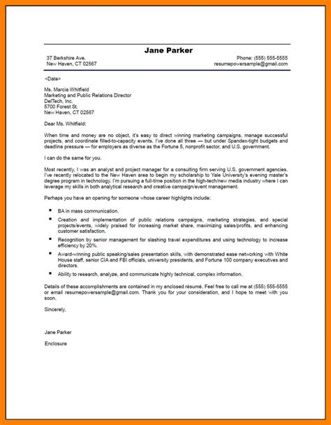 3 really good cover letter resign template