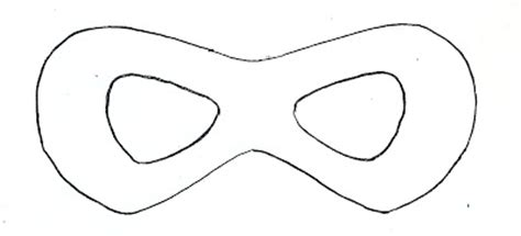 printable incredibles mask template search results for eye mask template printable