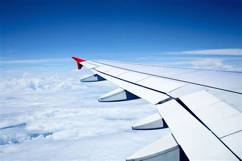 Plane Wings scientists invent self healing aircraft wings