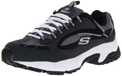 Skechers U by Skechers Sport S Stamina Nuovo Cutback Lace Up Sneaker