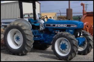 ford 3930 tractor attachments specs