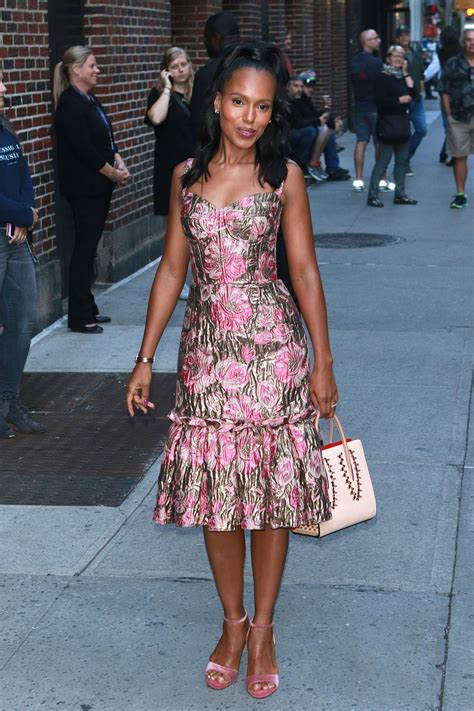 Style Kerry Washington by Kerry Washington In Dolce Gabbana In Or Out Tom Lorenzo