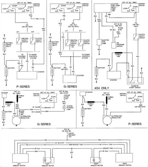 85 chevy truck wiring diagram 85 chevy the