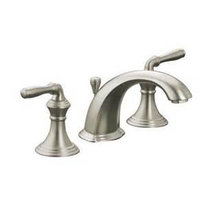 kohler 394 4 devonshire widespread faucet lowe s canada