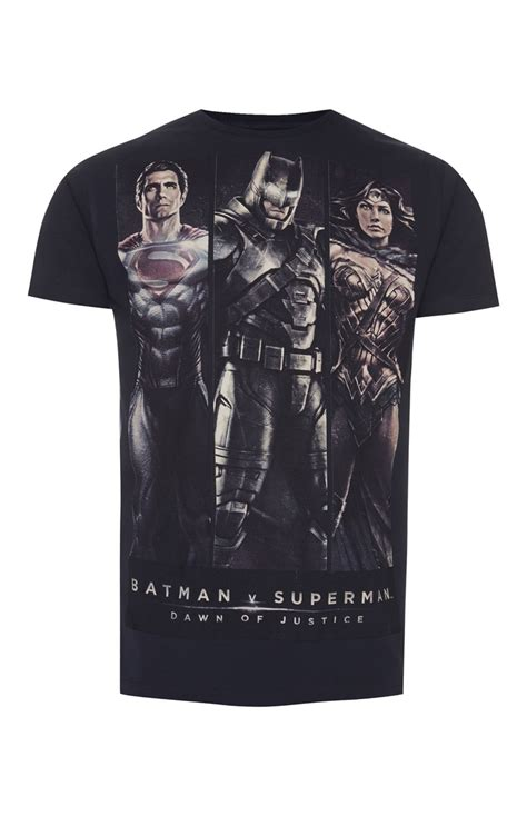 T Shirt Batman Vs Superman primark products