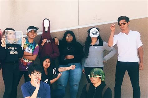 Best Meme Costumes - high school seniors celebrate meme day with costumes