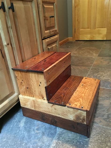 Pallet Step Stool by 751 Best Images About Backyard Oasis On