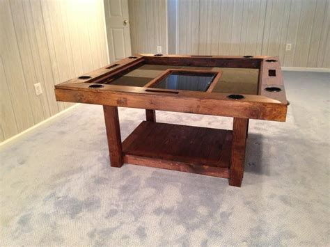 oc gaming table i made dnd