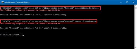 how to a to on command how to manage wireless networks using command prompt in windows 10 windows central
