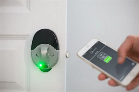 Bluetooth Front Door Lock by Quicklock Bluetooth Door Lock