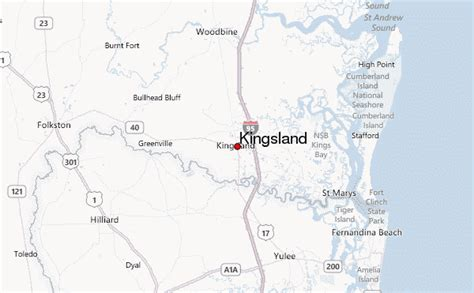 kingsland map kingsland location guide