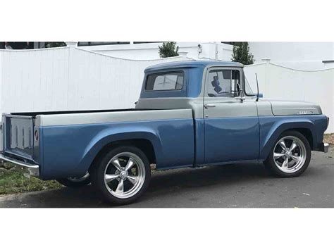 1957 ford truck for sale 1957 ford f100 for sale classiccars cc 1041406