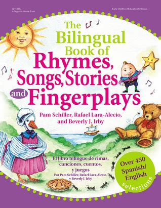 the book of multilingual edition books the bilingual book of rhymes songs stories and
