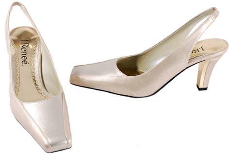 j renee womens shoes argento frise camilla sling back dress pumps ebay