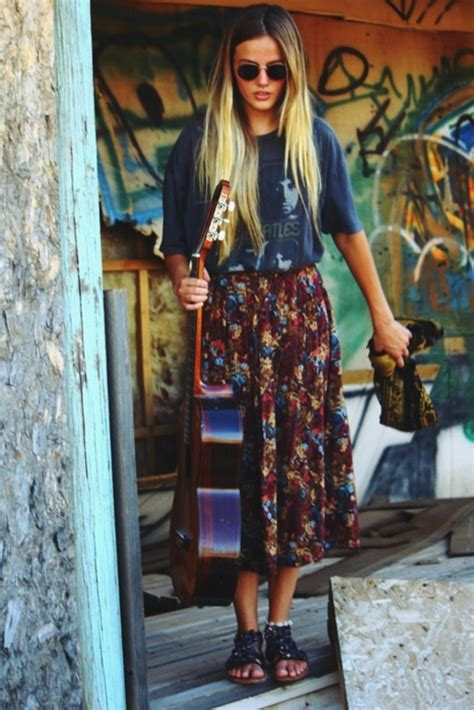 boho chic style inspirations ideas wardrobelooks